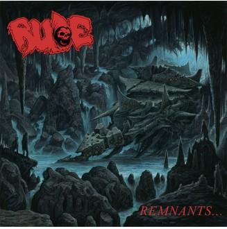 Rude - Remnants - LP (RED)