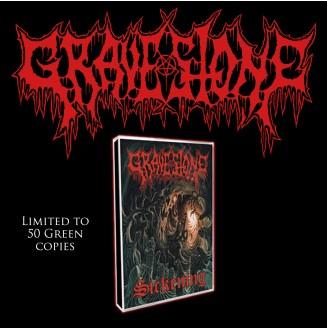Gravestone - Sickening - TAPE