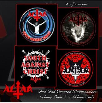 Altar - Beercoasters - 4...