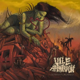 Vile Apparition - Depravity...