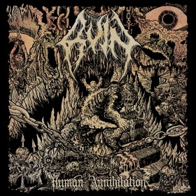 Ruin - Human Annihilation - CD