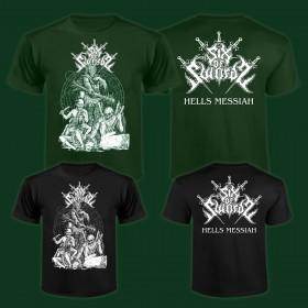 Six of Swords - Hells...