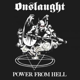 Onslaught - Power from Hell...