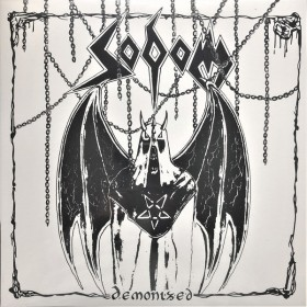 Sodom ‎– Demonized - CD