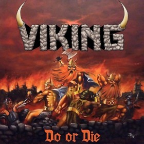 Viking ‎– Do Or Die - CD