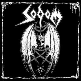 Sodom ‎– Demonized - TAPE BOX