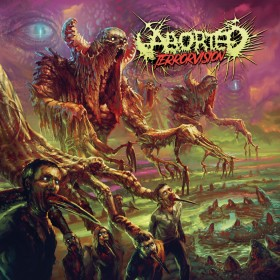 Aborted ‎– Terrorvision - CD