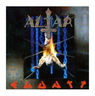 Altar - Ego Art - LP (BLUE)