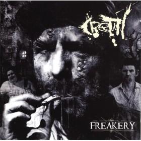 Cretin – Freakery - CD