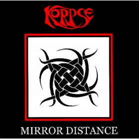 Korpse ‎– Mirror Distance - CD