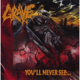 Grave - You'll Never See......