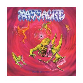 Massacre ‎– From Beyond - CD