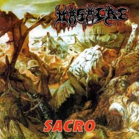 Masacre – Sacro - CD