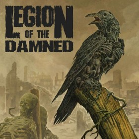 Legion Of The Damned ‎–...