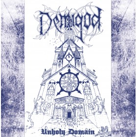 Demigod - Unholy Domain - LP