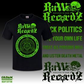 Raw Skull Recordz - Fuck...