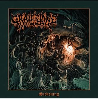 Gravestone - Sickening - LP...