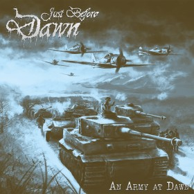 Just Before Dawn - An Army...